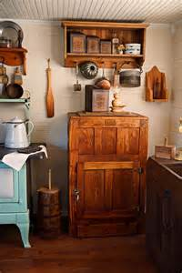 Unfitted Kitchen Furniture Antique Ice Box Photograph By Carmen Del Valle