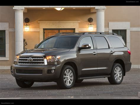 Toyota Sequo Toyota Sequoia 2011 Car Wallpapers 20 Of 34