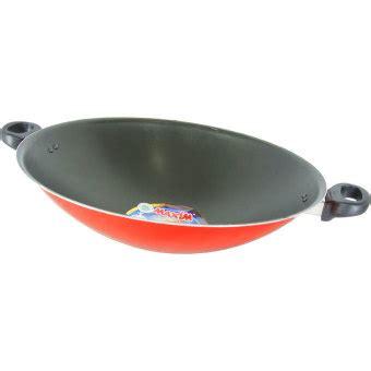 Maxim Teflon 2pcs Valentino harga spesifikasi maxim valentino 2 pcs set 22 cm fry pan