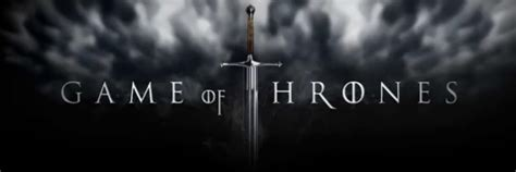 Of Thrones Logo Casing of thrones nouveau teaser pour la s 233 rie lyricis