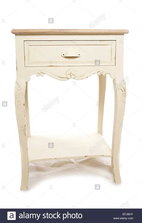 shabby chic telephone table shabby chic telephone table cutout stock photo royalty