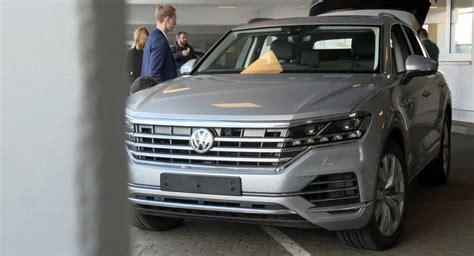 Touareg Vw 2019 by 2019 Volkswagen Touareg Encounter Of The Third