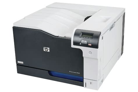 Printer Hp Cp5225 hewlett packard color laserjet cp5225 j paul leonard library
