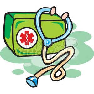Dokter Emergency Bag royalty free bag 165711 vector clip image