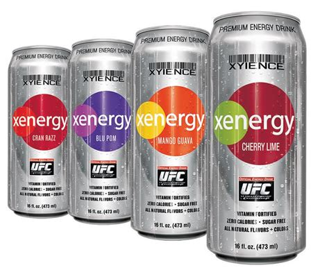 Xenergy Energy Drink Kicks And Punches Its Way Onto by Xyience Pre Workout Booster Fruit Punch Sport Fatare