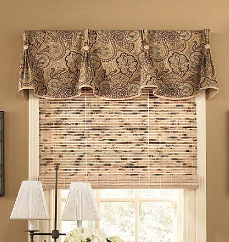 Valance Only Window Treatment Best 25 Valance Window Treatments Ideas On