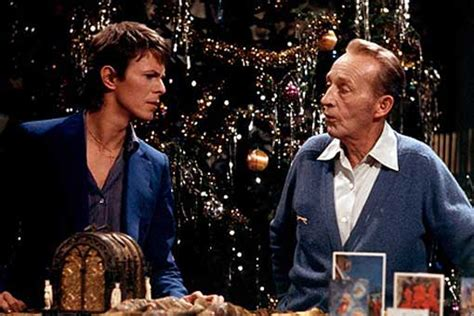 david bowie bing crosby xmas song christmas sing with bing on dvd