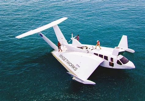airfish 8 flying boat wordlesstech - Pelican Flying Boat