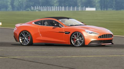 Top Gear Aston Martin Vanquish by Aston Martin Vanquish V12 Top Gear Testing