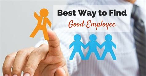 Best Way To Find On Way To Find Employee