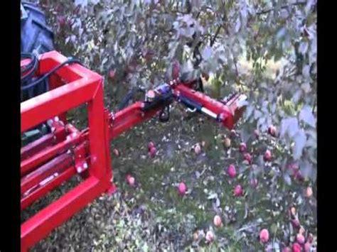fruit tree shaker tree shaker stammsch 252 ttler vhm www feucht obsttechnik de