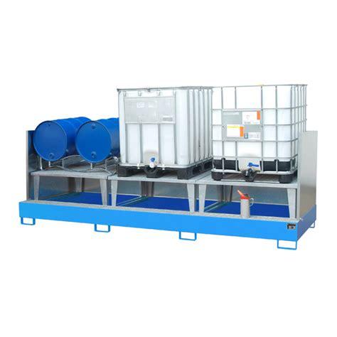 Stahlblech Verzinkt 3mm by Auffangwanne Ibc Tanks 3 Mm Stahlblech 1000 Liter