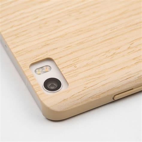 Original Wood Back Stick Xiaomi Mi Note Mi Note Pro original bamboo styleswap cover for xiaomi mi note 100