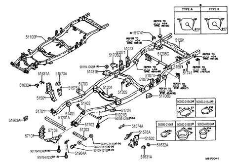 toyota truck parts diagram 1993 toyota parts diagrams toyota auto parts