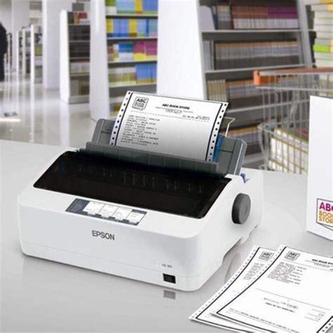Epson Dot Matrix Lq 310 epson lq 310 printer
