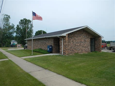 Wi Post Office by Loganville Wisconsin Post Office Post Office Freak