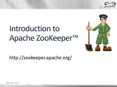 Zookeeper Education by Introduction To Apache Zookeeper