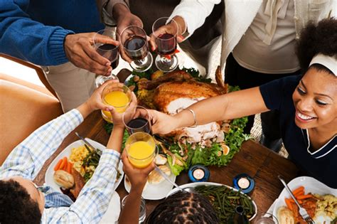 black dinner yes fuel prices dropped but thanksgiving shoppers