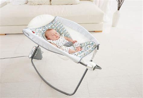 fisher price newborn auto rock n play sleeper review