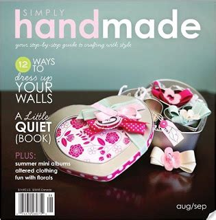 Simply Handmade Magazine - say it with letters wooden wall letters wall decor and
