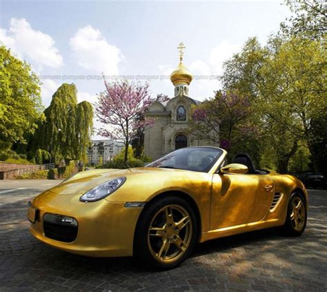 gold porsche boxster gold and tweed covered porsches why flatsixes