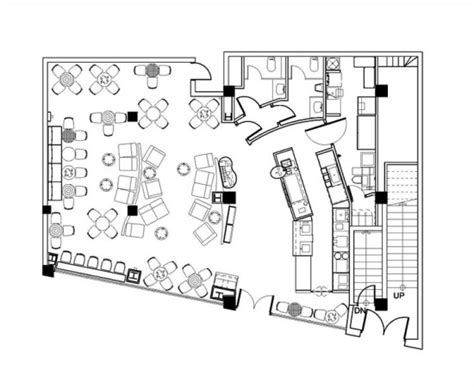 floor plan search typical starbucks floor plan search plan 레이아웃 디자인 및 인테리어