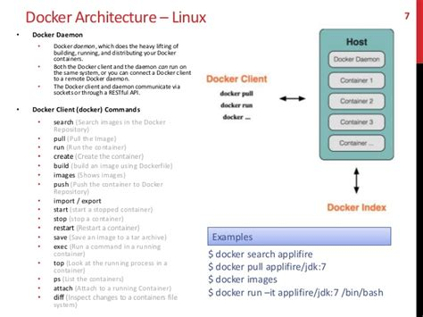 docker tutorial for linux docker linux container