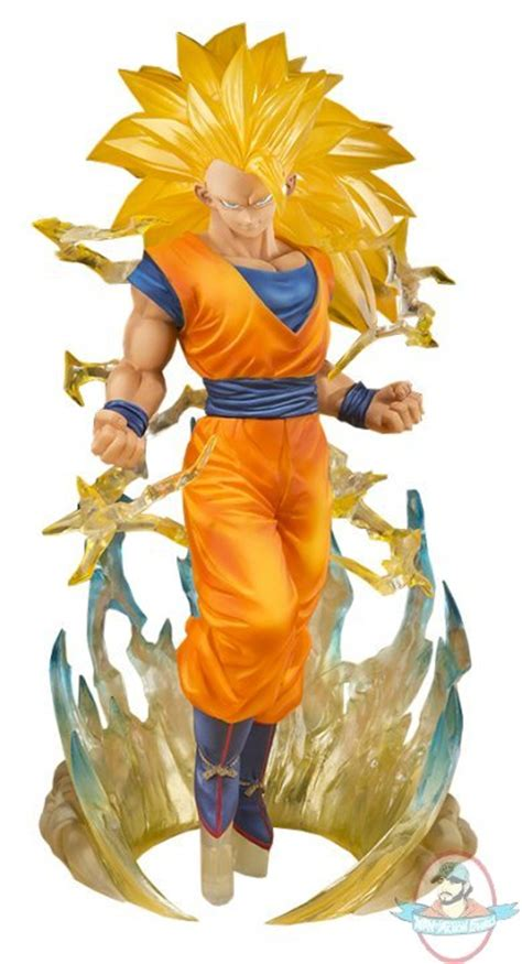 Ngf55 Figure Fzo Songoku Normal Figure Zero figuartszero saiyan 3 goku figure by bandai ban03805 of figures
