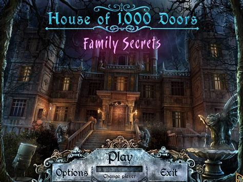 house of 1000 doors family secrets walkthrough