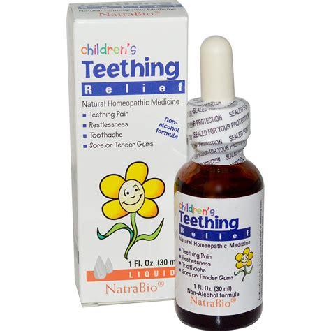 Natra Bio Children S Cold Flu Relief 30 Ml natrabio children s teething relief non formula liquid 1 fl oz 30 ml iherb