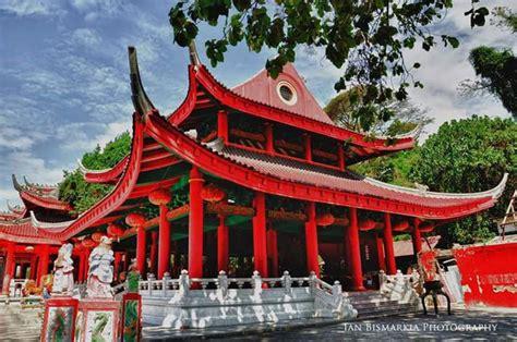 klenteng sam po kong semarang indonesia  temple