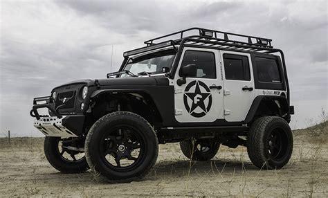 Custom Jeep Custom Jeep Wrangler By Forgiato