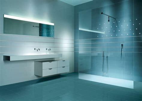 carrelage pour une salle de bain moderne ideeco