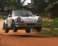 porsche rally car jump porsche 911 rally car jump cars europe