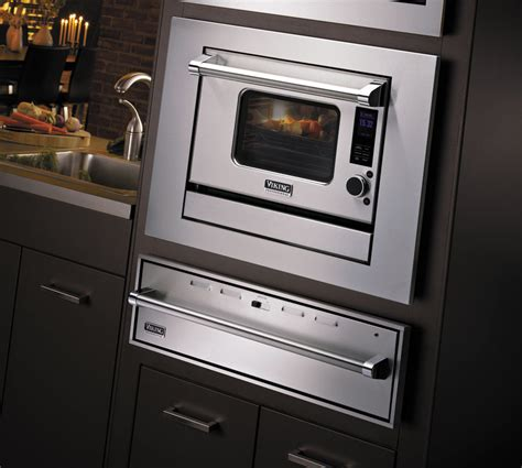 Countertop Convection Microwave by Viking Vcso210ss 1 1 Cu Ft Countertop Combi Steam