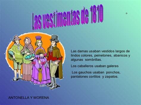 como es la vestimenta del sereno de 25 de mayo de 1810 vestimenta