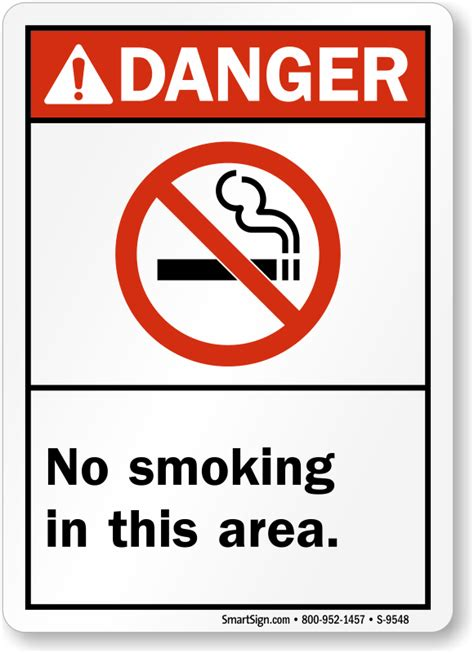 no smoking sign iq ansi no smoking signs mysafetysign com