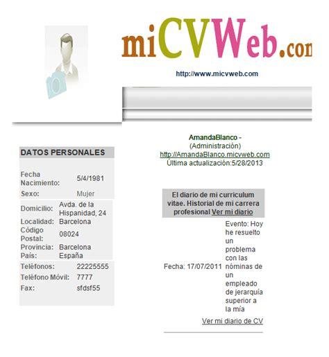 Plantillas De Curriculum Cronologico En Word modelos y plantillas de curriculum vitae en word modelo