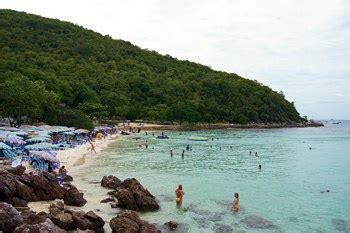 sanger boats hat koh larn island in pattaya tourist information getting
