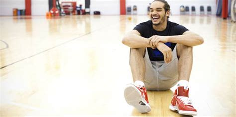 greg connors swing like a pro joakim noah s shoes a certain quot je ne said quoi quot