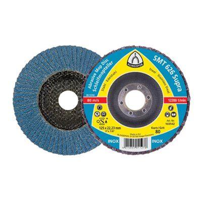 Flap Disc Klingspor Smt 624 mop discs flap discs pfe technologies