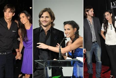 Power Demi Ashton Kutcher by Demi And Ashton Kutcher Relationship Timeline Zimbio