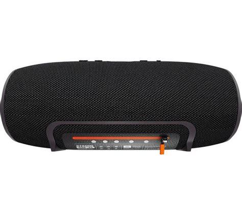Speaker Wireless Jbl jbl xtreme portable bluetooth wireless speaker black deals pc world