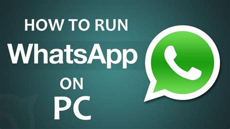 how to install whatsapp on pc how to run whatsapp on pc by bluestacks