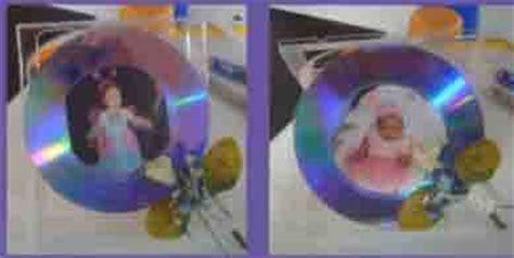 portarretratos con cajas de cd portarretratos con cd s reciclados hacer un marco