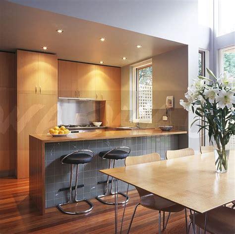 kitchen spotlights image halogen spotlights in modern kitchen with grey