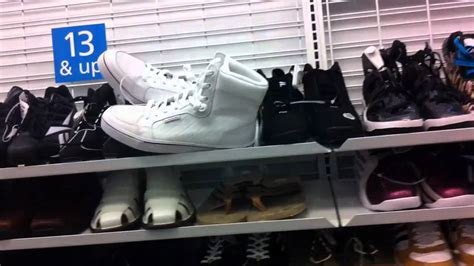 shopping for shoes at ross dress for less