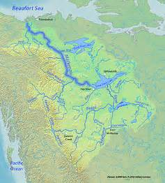 rivers of canada map list of rivers of canada the free