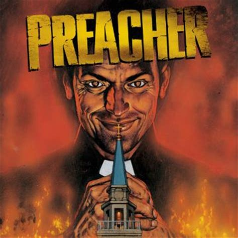 The Preacher A Novel preacher graphic novels p graphic novels graphic