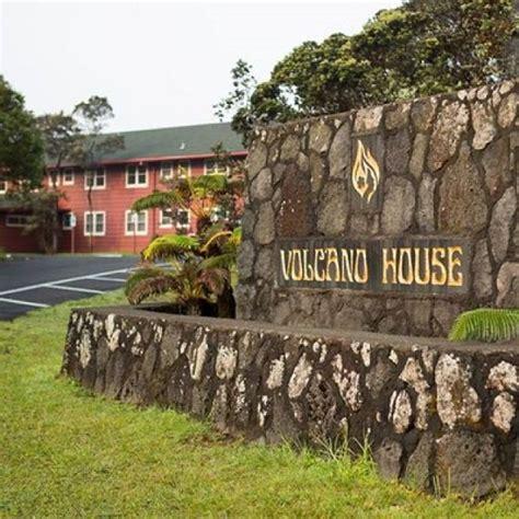 volcano house hawaii volcano house hotel